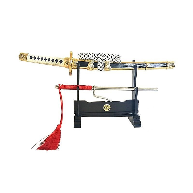 Double sword stand Jin-Dachi (Gold)