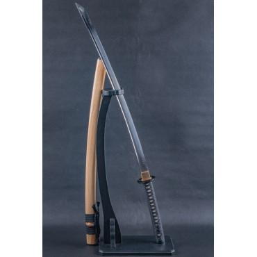 Bamboo Saya Katana (Handforged Clay Tempered)