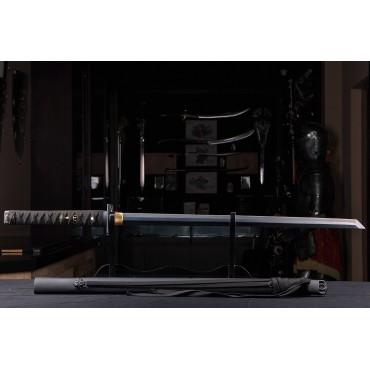 Shinobi Ninja-To (Black Same) by HANWEI