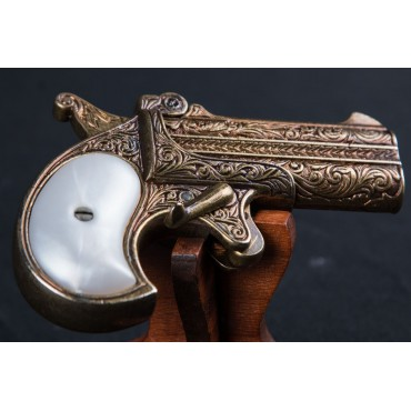 Derringer Pistol, USA 1866
