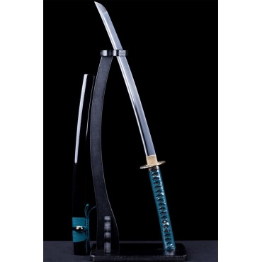 Full Hand Forged Ko-Katana Japanese Samurai Sword 1095