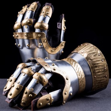 Churburg Gauntlets (Pair), 16G by GDFB