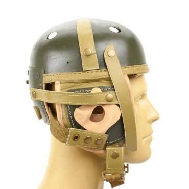 U.S. WWII M-1938 Tanker Helmet