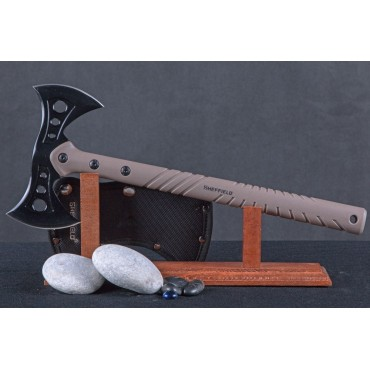 Sheffield Side Winder Double Head Axe