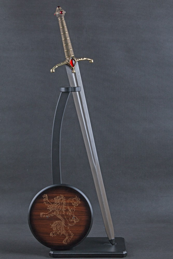 Miniature Editions Longclaw Game of Thrones Oathkeeper Collectible Sword