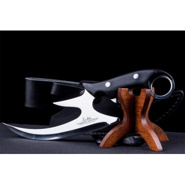 Gil Hibben Reaper Karambit With Sheath