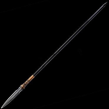 Tiger Chinese Spear Folded Steel