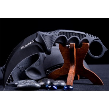 United Honshu Karambit Black Shoulder Harness