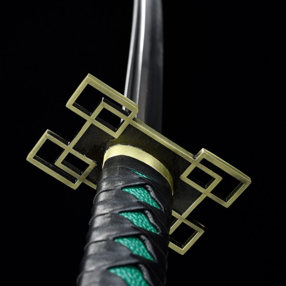Sword Inspired by Tokitou Muichirou