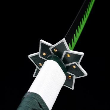 Sword Inspired by Shinazugawa Sanemi