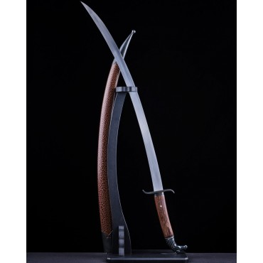 Genghis Khan Sword