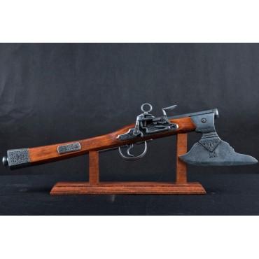 German axe-pistol, 17th C