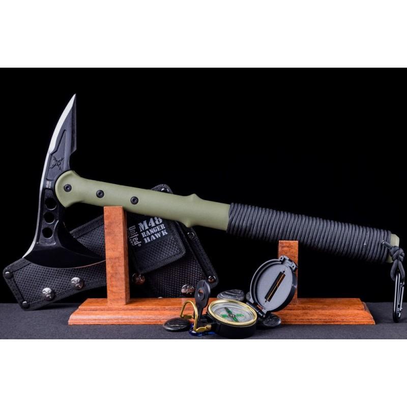 M48 Ranger Hawk Axe With Compass