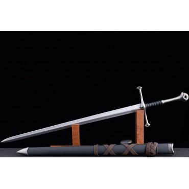 Middle Ages Warrior Short Broadsword