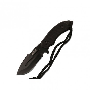 MTech MT-20-18DBK Fixed Blade