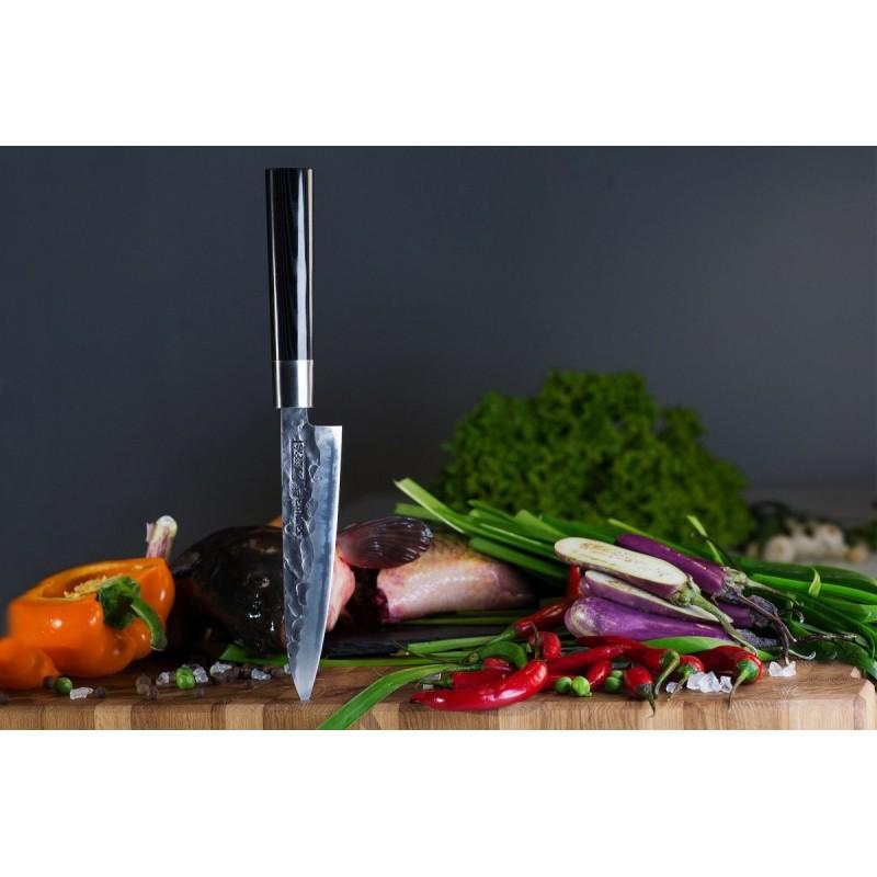 Samura BLACKSMITH Utility knife 6.4