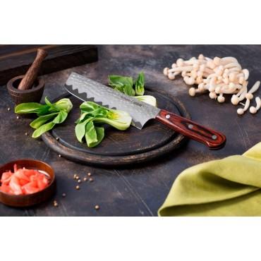 Samura KAIJU Nakiri knife 6.6