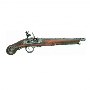 Italian Long Barrel Pistol