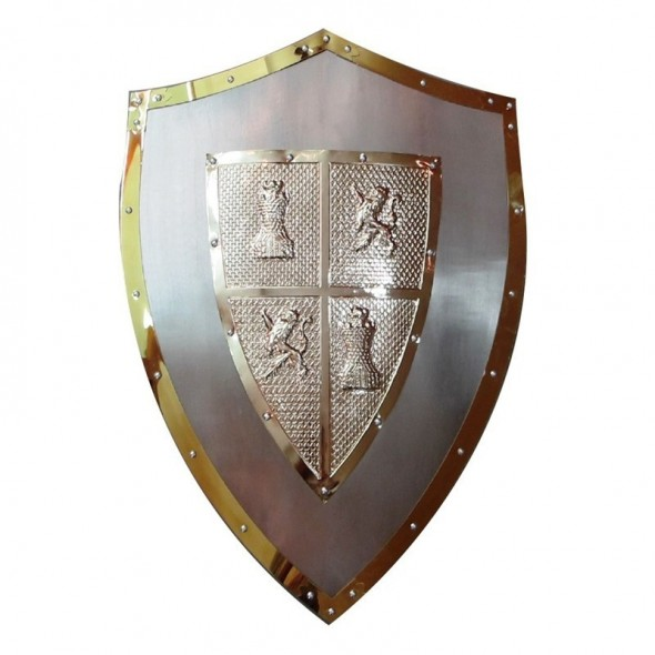 Dual Clan Shield