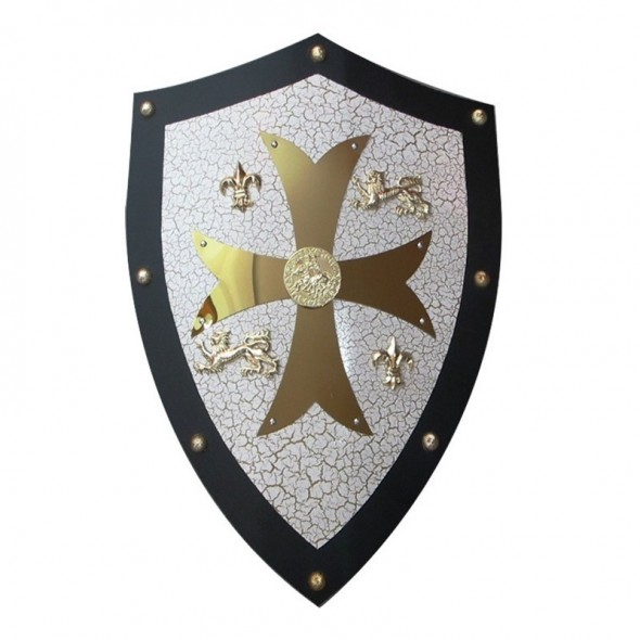 Deluxe Crusader Shield