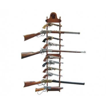 Denix 12 Layer Pistol wall rack