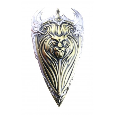 Frostmourne Mini Gold Shield