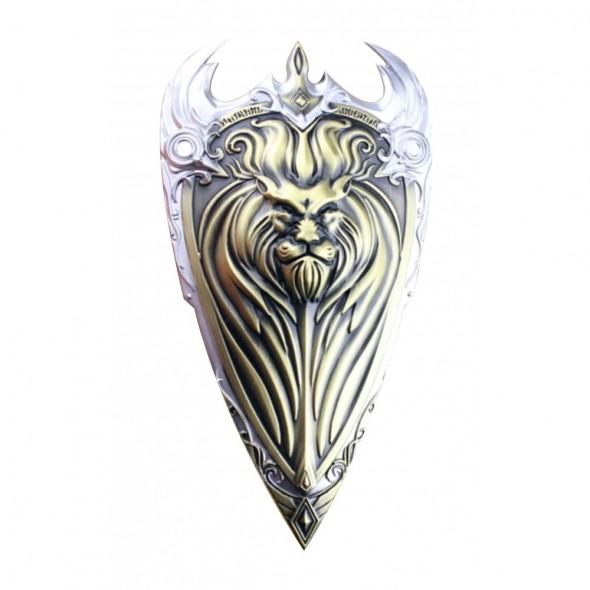 Frostmourne Mini Gold Shield