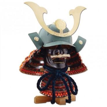 Kabuto (Helmet) & Mempo-Oda Nobunaga