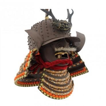Kabuto (Helmet) & Mempo-Daisho Kake