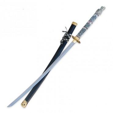 Dragon Samurai Ninja Katana Sword