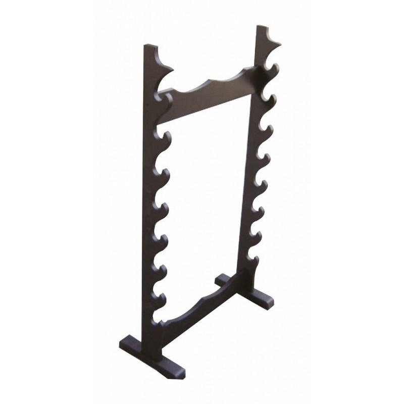 8 tier sword floor stand