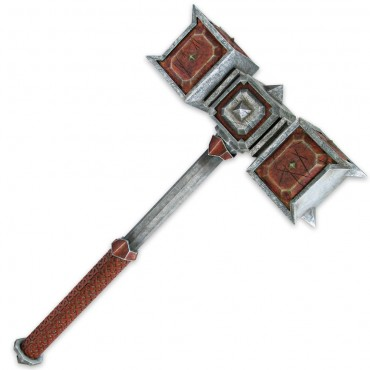 Hobbit  War Hammer  of  Dain Ironfoot