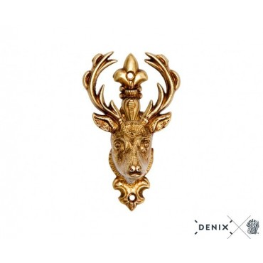 Denix Deer Hanger Brass