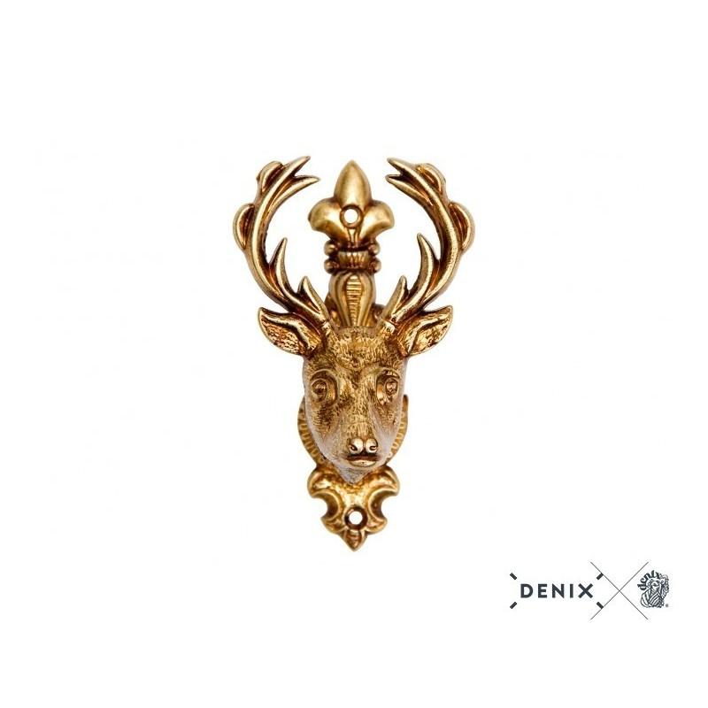 Denix Deer Hanger Brass