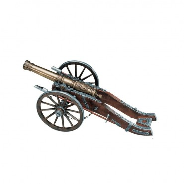 18th Century Louis XIV French cannon