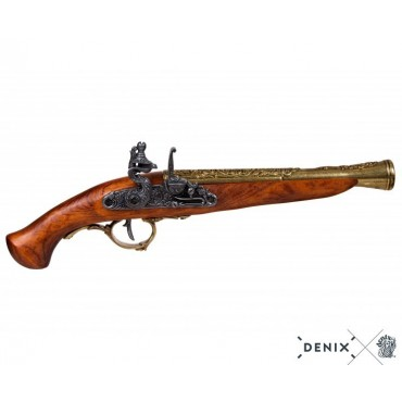 German Early 1700 Flintlock