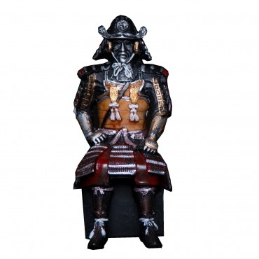 "6.5"" polyresin Japanese Armour"