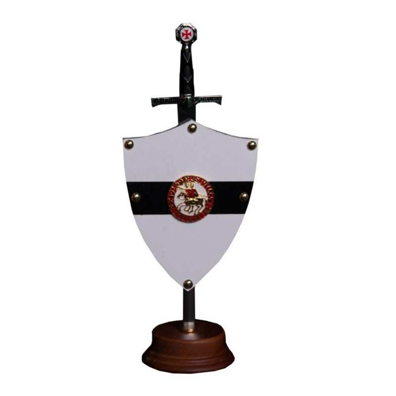 Templars Mini Shield