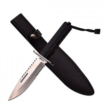 SURVIVOR HK-796SL Fixed Blade Knife