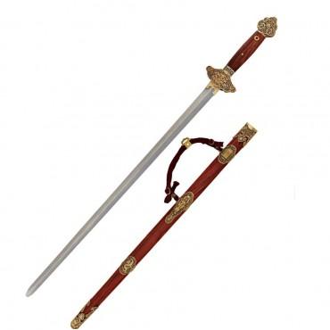Qianlong Imperial Sword