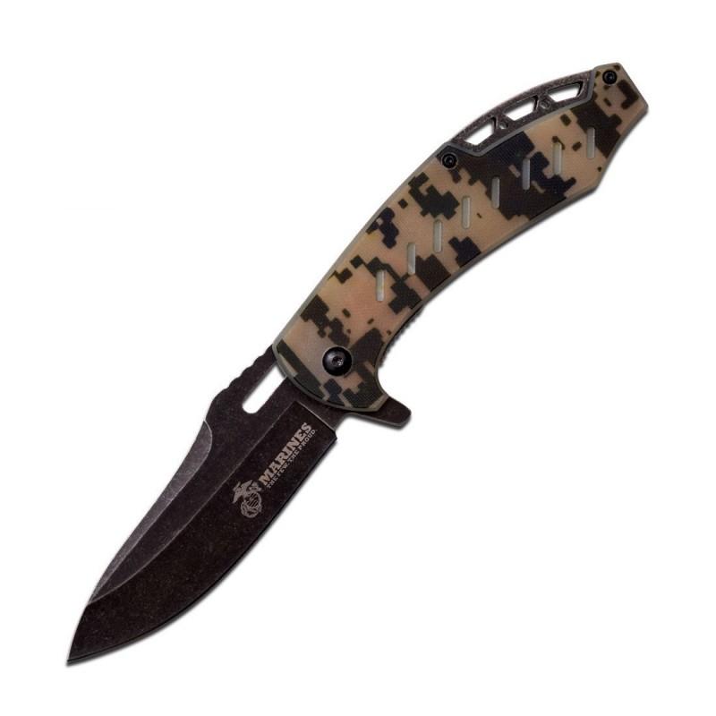 U.S. Marines By Mtech Usa M-A1043C Knife