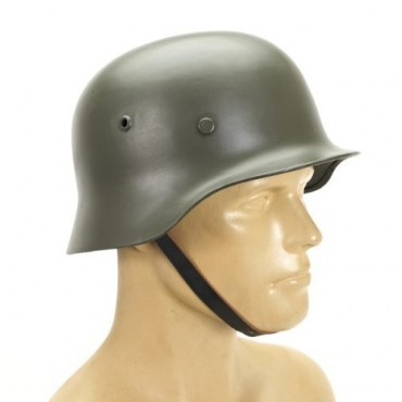 German WWII M35 Stahlhelm M1935 Helm