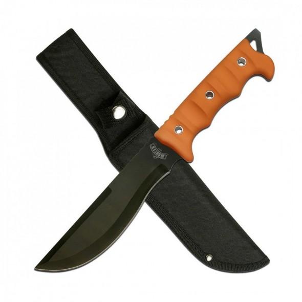 MASTER USA MU-20-02OR Fixed Blade