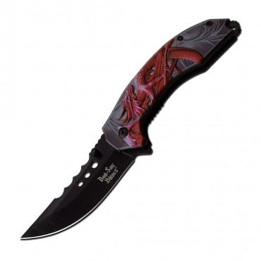 DARK SIDE BLADES DS-A072RD Folder