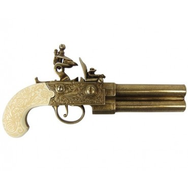 Flintlock by Twigg, United Kingdom 18th. C