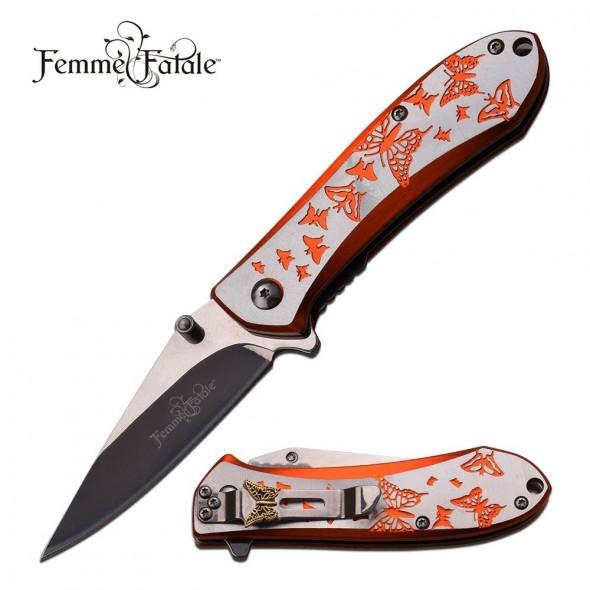 FEMME FATALE FF-A010PH Folding Knife