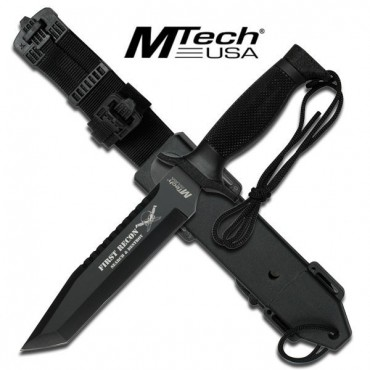 MTech USA MT-676TB FIXED BLADE