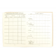 German WWII Soldbuch Waffen-SS Soldier Identity Payment Book