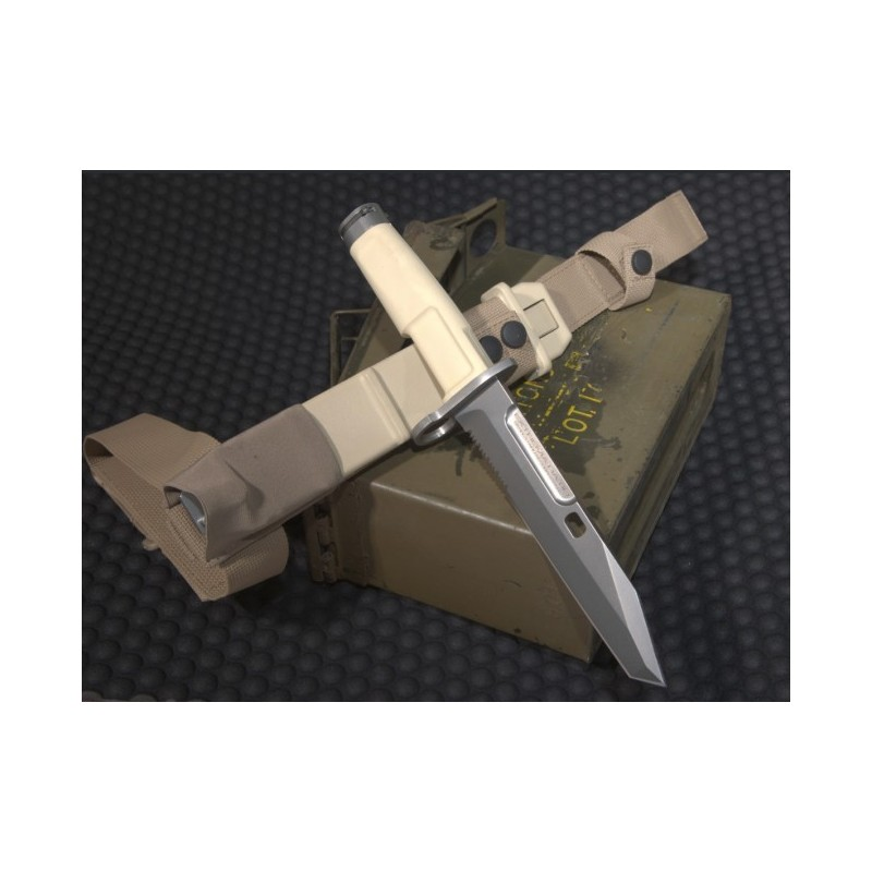 Fulcrum Bayonet Desert SW