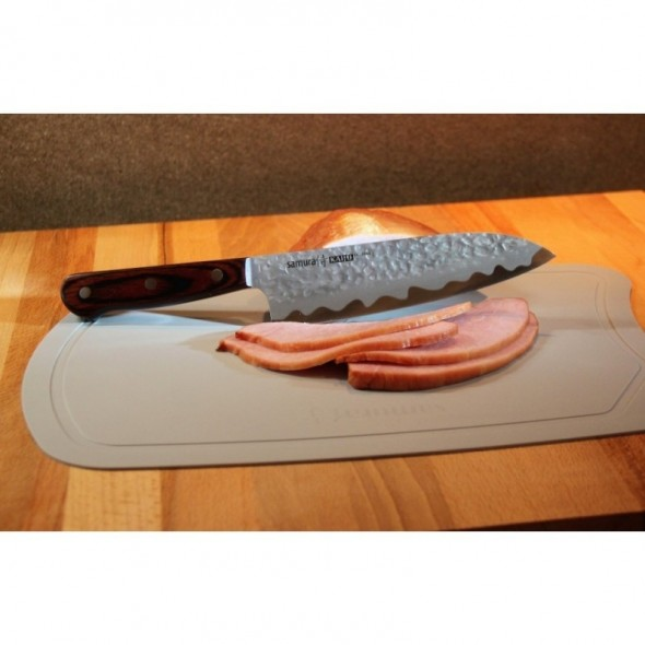 Samura KAIJU Santoku knife 7